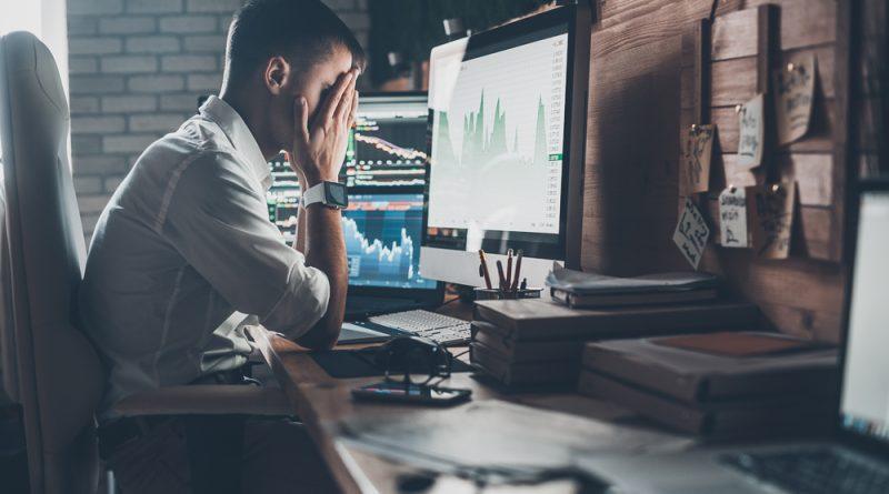 Lockdown: boom senza precedenti del trading online