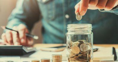 Cinque libri sul risparmio